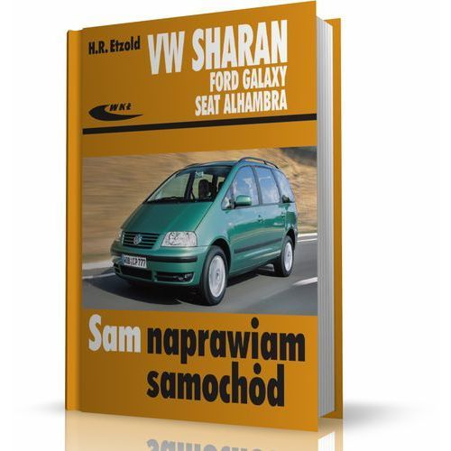 Volkswagen Sharan Ford Galaxy Seat Alhambra, Etzold Hans-Rudiger