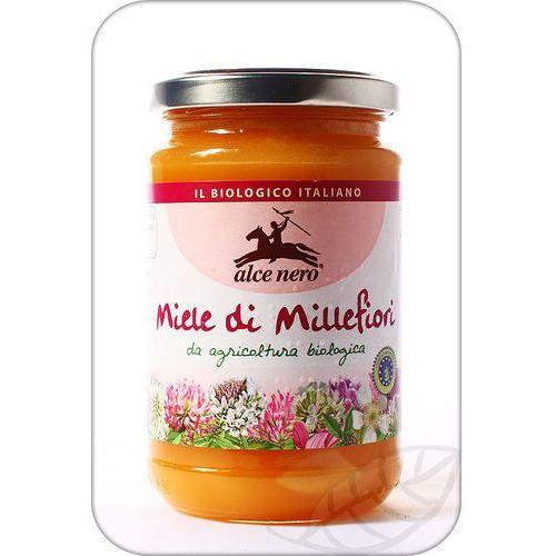 Miód wielokwiatowy bio 400g - marki Alce nero