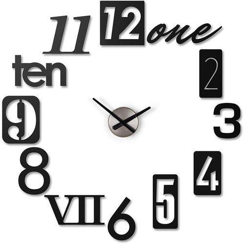 Zegar ścienny n umbra czarny (118430-040) marki Umbra