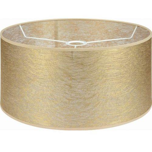 Abazurpl Abażur cylinder złocisty 40/20