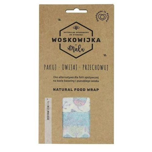 Malu (woskowijki) Woskowijki zestaw rozmiar m 2 szt + l 1 szt - malu (5906728480153)