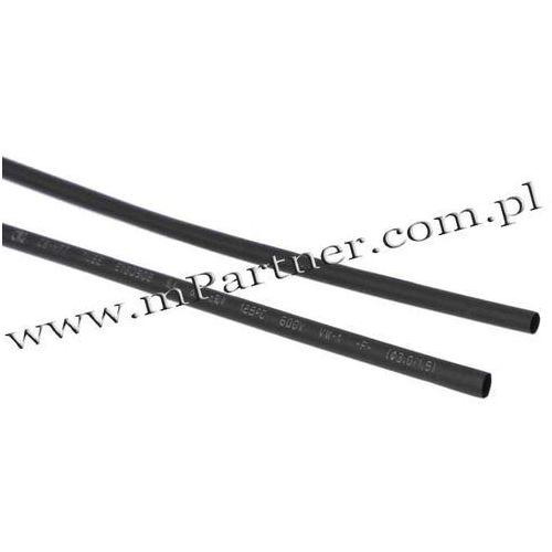 Rura termokurczliwa elastyczna 3/1,5 kpl 10szt