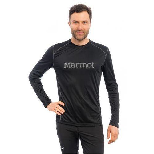 Koszulka windridge graphic ls marki Marmot