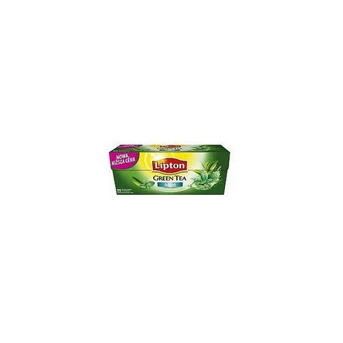 Herbata Lipton Green Citrus 25szt.