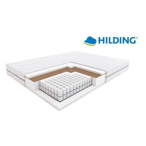 Hilding fandango - materac kieszeniowy, sprężynowy, rozmiar - 140x200, pokrowiec - medi-cover wyprzedaż, wysyłka gratis, 603-671-572
