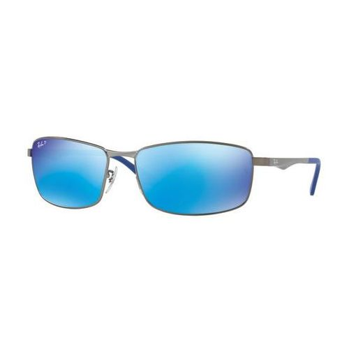 Ray-ban Okulary słoneczne rb3498 active lifestyle polarized 029/9r