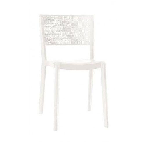 Krzesło spot - biały marki Producent: elior
