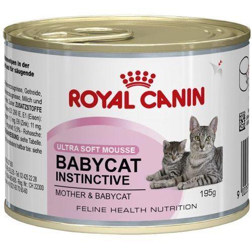 Royal Canin Babycat Instinctive Mousse - 6 x 195 g