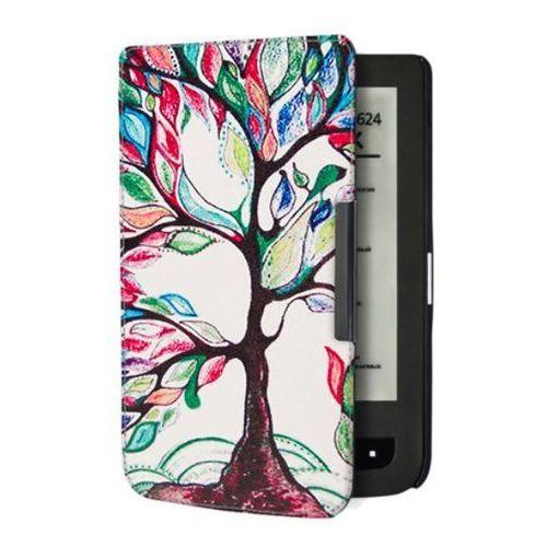 Etui design case pocketbook 624/614/626 touch lux 2 / 3 drzewo marki Absorb.pl