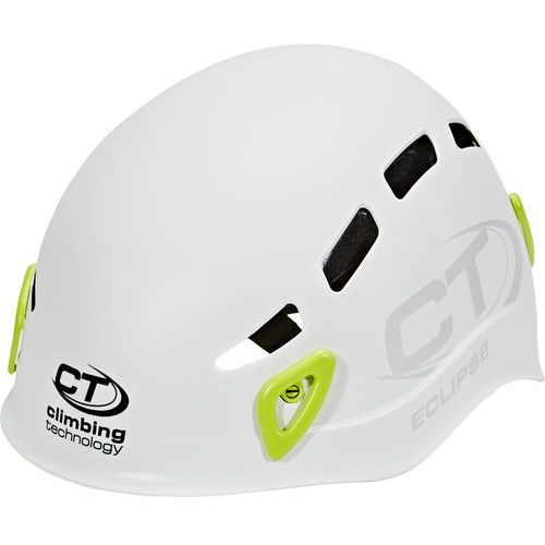 Climbing technology eclipse kask biały 48-56cm 2018 akcesoria kajakowe (8057733300602)