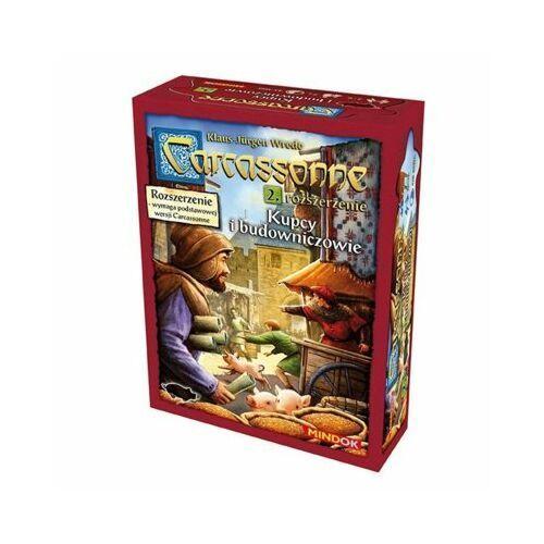 Gra Carcassonne PL 2. Kupcy i Budowniczowie, Edycja 2