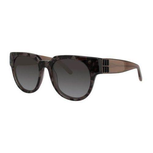 Okulary Słoneczne Vera Wang ISABETTA BROWN TORTOISE, kolor brązowy
