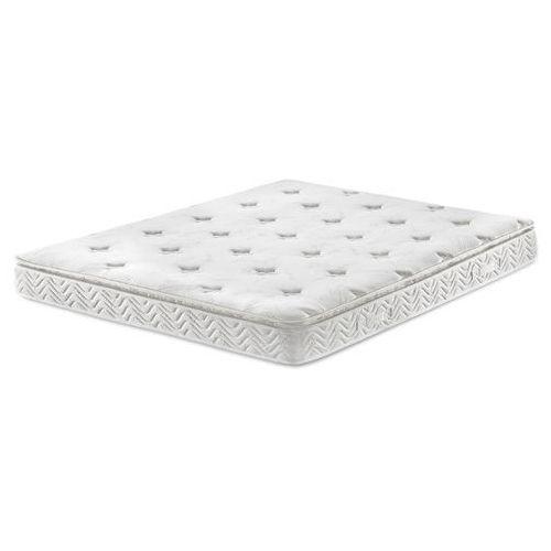 Materac kieszeniowy memory foam 180 x 200 cm LUXUS