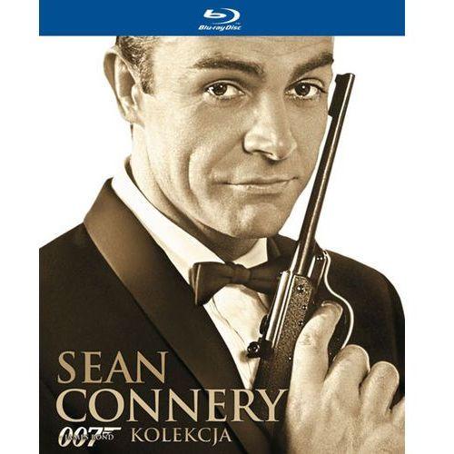 Imperial cinepix 007 sean connery - kolekcja 6-dyskowe wydanie - (blu-ray) - young terence , hamilton guy