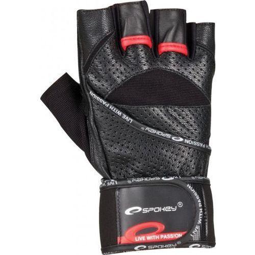 Spokey Rękawice fitness gantlet rozmiar m