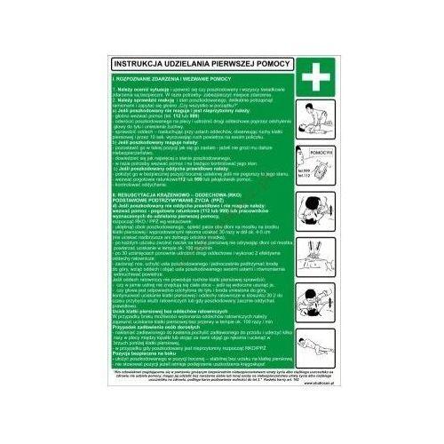 Instrukcja udzielania pierwszej pomocy marki Techem