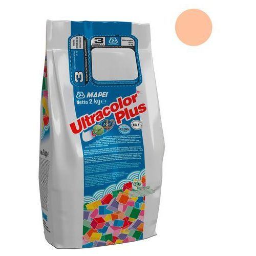 Mapei Fuga cementowa ultracolor 132 beżowy 2 kg (8022452103872)