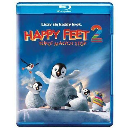 Happy feet 2: tupot małych stóp (bd) 7321999311643 marki Galapagos films