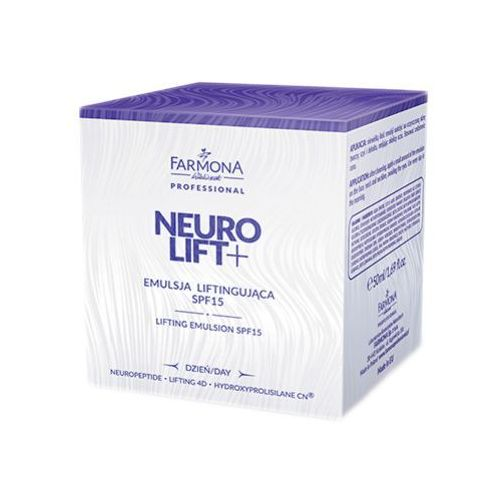 Farmona NEUROLIFT+ Emulsja liftingująca SPF15 - 50 ML