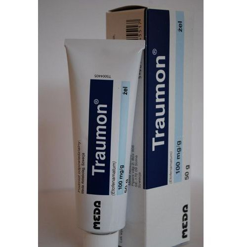 Żel Traumon żel 0.1g/1g 50 ml