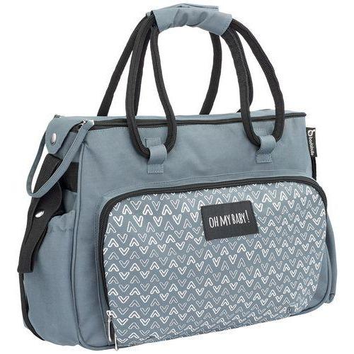 torba do przewijania boho grey marki Badabulle
