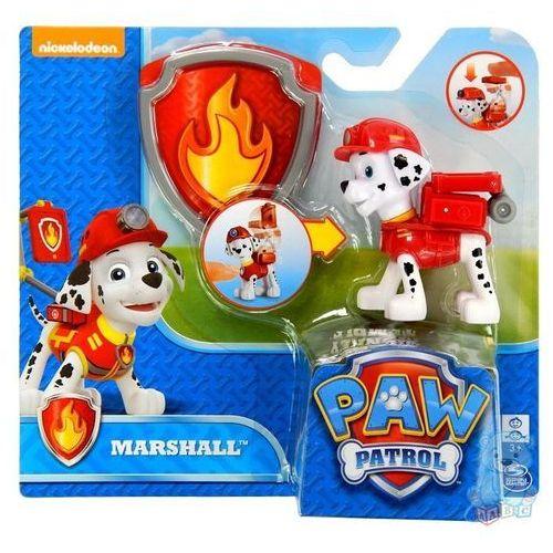 Psi patrol figurka z odznaką marshall marki Spin master
