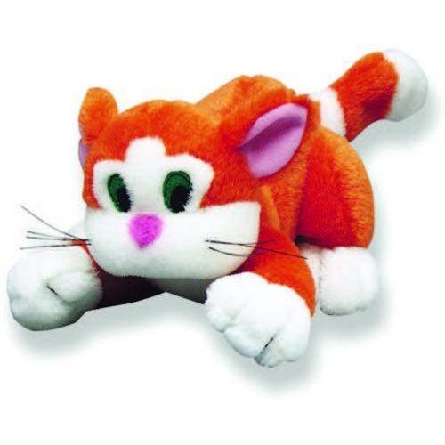 Happypet Zabawka pluszowa - miauczący kot marki