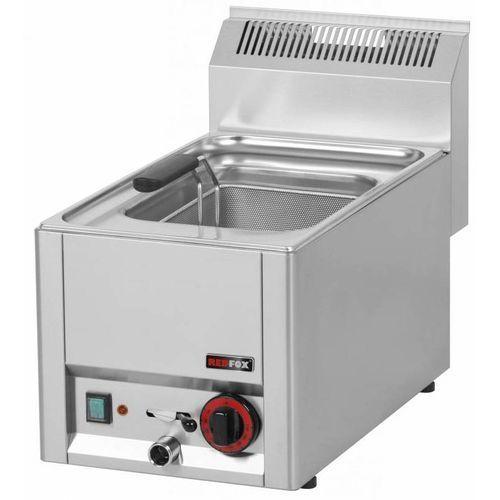 Redfox Urządzenie do gotowania makaronu | 4 kosze | 3000w | 330x600x(h)290mm