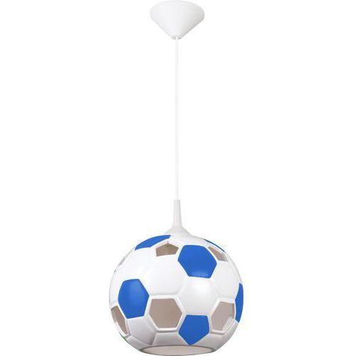 Lampa wisząca piłka niebieska 102/pni marki Lampex