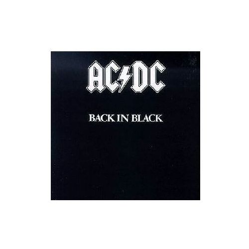 Sony music Ac/dc - back in black (cd) (5099751076520)