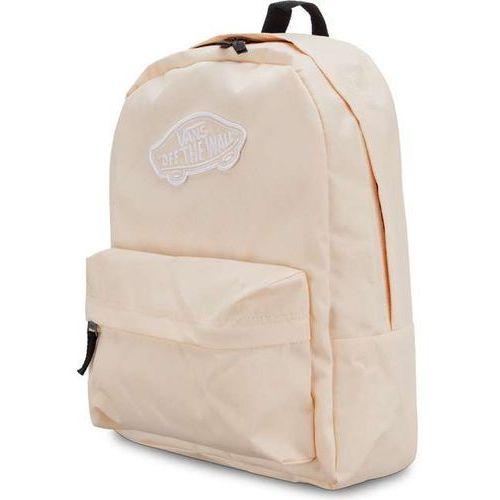 Vans Plecak wm realm backpack bleached aprico vn0a3ui6ydu1 bleached apricot