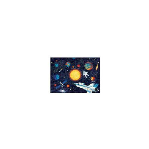 Puzzle uk�ad s�oneczny z elementami w kszta�cie planet marki Mudpuppy