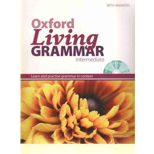 Oxford Living Grammar Intermediate. Podręcznik + CD (ilość stron 155)