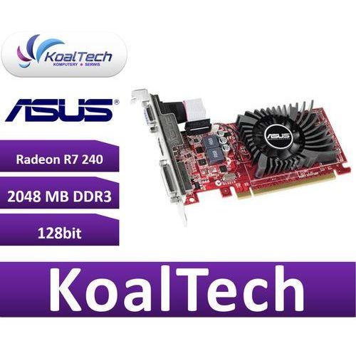 ASUS VGA ATI R7240-2GD3-L, R72402GD3L