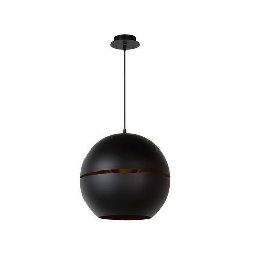 Lucide BINARI Lampa wisząca Czarny, 1-punktowy - Nowoczesny - Obszar wewnętrzny - BINARI - Czas dostawy: od 10-14 dni roboczych (5411212770677)