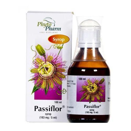 Passiflor syrop 0,183 g/5ml 100 ml (lek uspokajające)