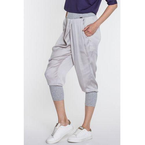 Anataka Szare spodnie typu rybaczki -