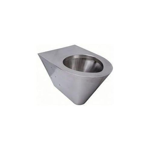 Miska wc ze stali nierdzewnejj marki Faneco