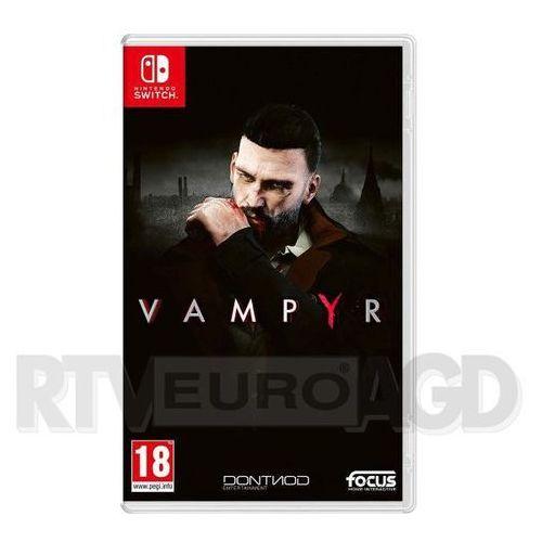 Vampyr NSwitch (3512899121645)