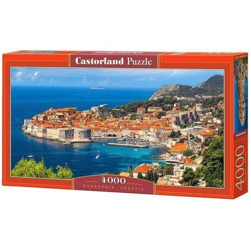 Puzzle Dubrovnik Croatia 4000 - Castor (5904438400225)