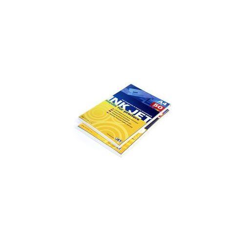 Folia do rzutnika InkJet 100mic A4 50ark (5903069014696)
