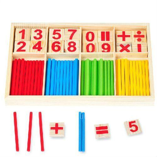 76 x Mathematical Intelligence Stick Intelligence Toy Simple Count z kategorii Pozostałe