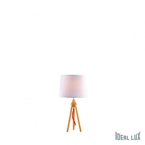 Ideal lux lampa stołowa york tl1 wood - 089782 (8021696089782)