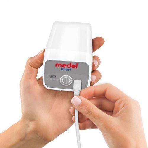 Inhalator przenośny tłokowy smart marki Medel