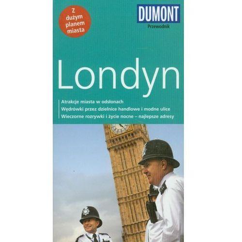 Londyn Przewodnik Dumont (9783770169337)