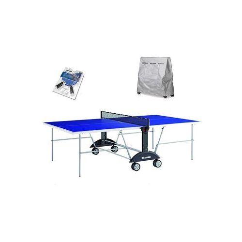 Stół do tenisa stołowego Kettler Competition 3.0, zestaw