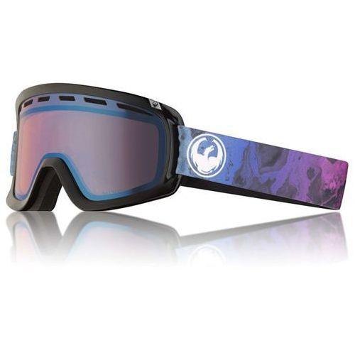 Dragon Gogle snowboardowe - d1otg bonus plus ink/blueion+dksmk (351) rozmiar: os