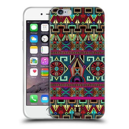 Head case Etui silikonowe na telefon - tibetan pattern vase decor