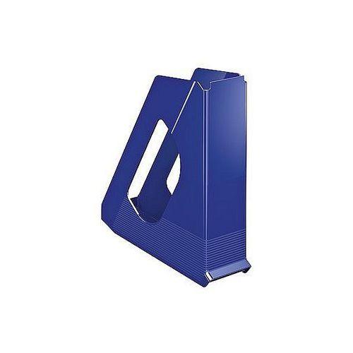 Pojemnik na dokumenty europost niebieski 70mm 21439 marki Esselte