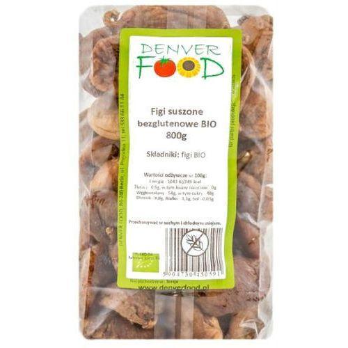 Figi Suszone Bezglutenowe BIO 800 g Denver Food
